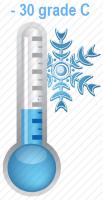 Pompe de caldura Chofu la -30 grade C